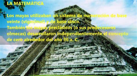 La Cultura Maya y su Organización Social. - YouTube