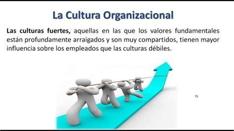 La Cultura Organizacional - YouTube