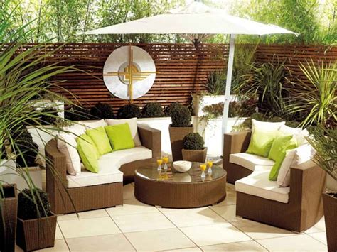 La decoración del hogar con muebles de jardín | Comprar ...