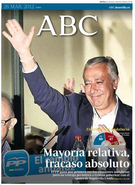 La derecha sociológica andaluza cansada de Arenas ...
