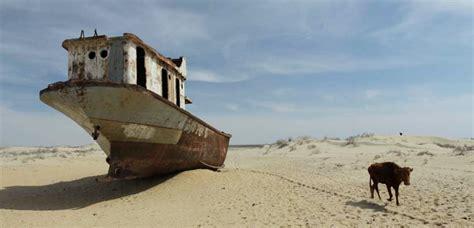 La desecación del Mar de Aral   Desatascos Madrid 24H
