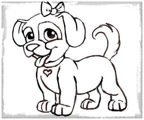 La Destacada Imagen Perro para Colorear | Imagenes de ...