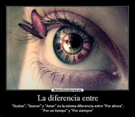 La diferencia entre | Desmotivaciones