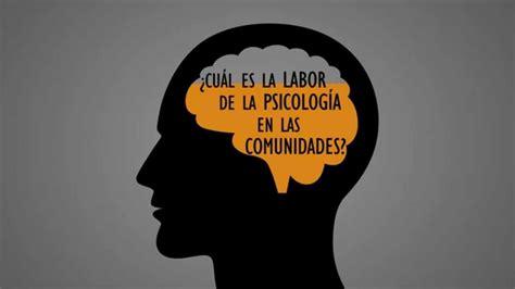 La Dimensión Ética en Psicología Comunitaria - Video - YouTube