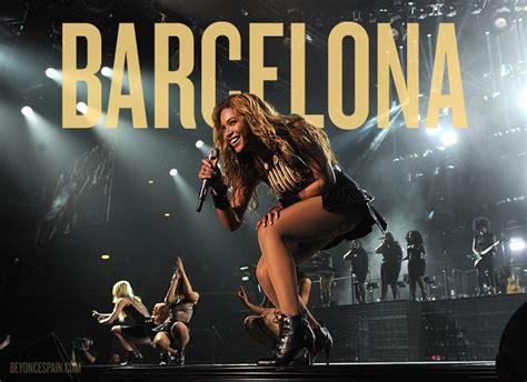 La diva Beyoncé pisará hoy el escenario del Estadi Olímpic ...