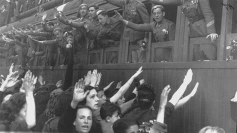 La División azul, cruzada contra el comunismo