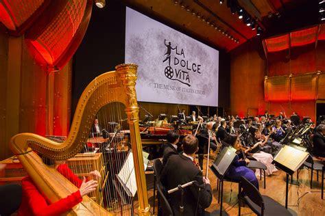 La Dolce Vita: The Music of Italian Cinema | Italian Films ...