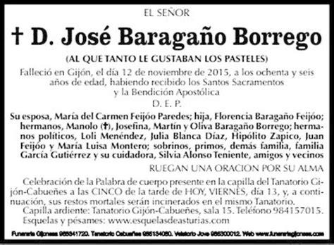La dulce muerte de José Baragaño - La Nueva España ...