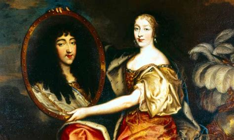 La duquesa Enriqueta Ana, una inglesa en la corte francesa