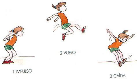 La Educación Física en el cole: Saltos