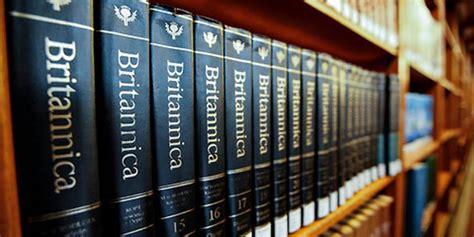 La Enciclopedia Británica dejará de imprimirse y ...