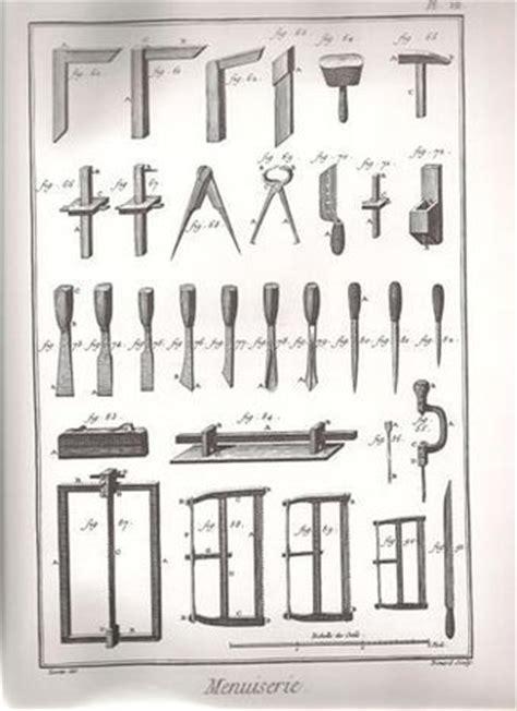 La enciclopedia de Diderot y D´alembert. Ebanistería y ...
