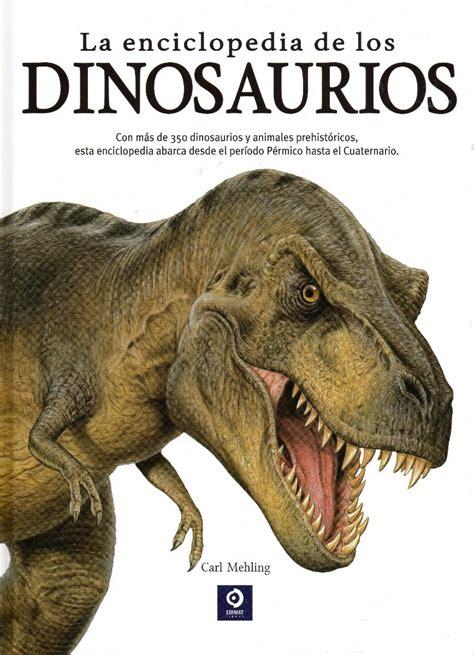 La Enciclopedia De Los Dinosaurios - Carl Mehling - $ 1 ...