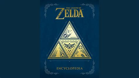 La Enciclopedia de The Legend of Zelda parece que ...