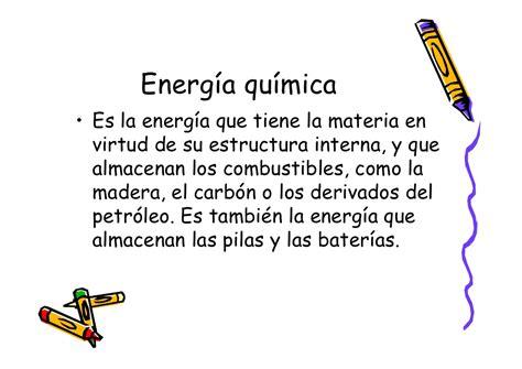 La Energia Y Las Maquinas