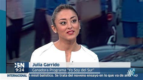 La entrevista   Julia Garrido, ganadora de