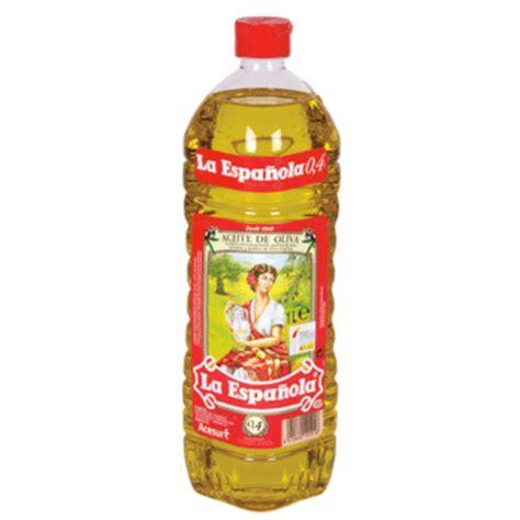 LA ESPAÑOLA aceite oliva suave botella 1 lt | ACEITE DE ...