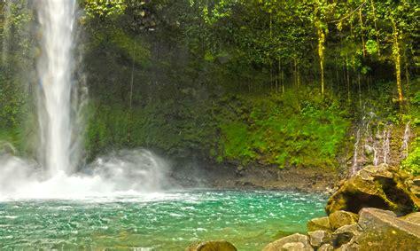 La espléndida catarata La Fortuna en Costa Rica   El ...