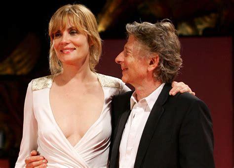 """La esposa de Polanski habla sobre el acoso: """"Las mujeres ..."""