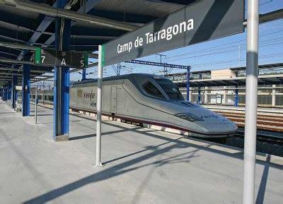 La estación Camp de Tarragona estará unida con la del ...