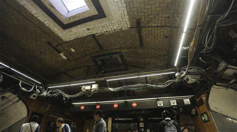 La estación de Passeig de Gràcia recupera la arquitectura ...