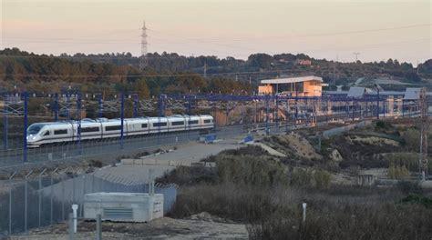 La estación del AVE en Tarragona crece con todo en contra