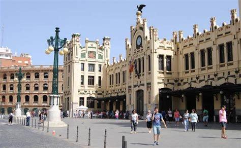 La Estación del Norte de Valencia celebra hoy 100 años de ...
