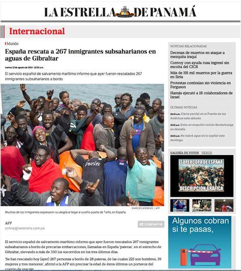 La Estrella de Panamá - Noticias - Inmigración en España ...