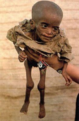 la estupidez humana niños del africa - Taringa!
