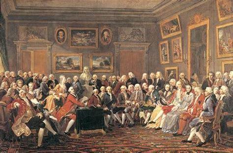 La Europa del Siglo XVIII - Historia del Nuevo Mundo