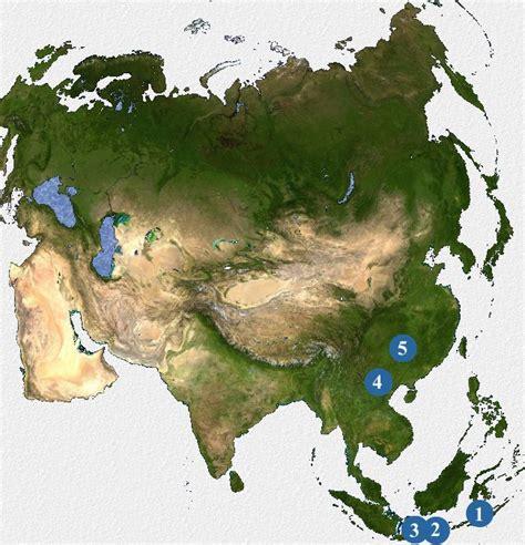La evolución humana: Yacimientos paleoantropológicos