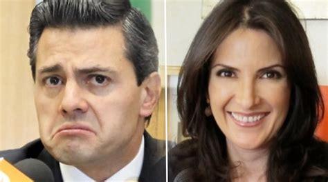 La ex amante de Peña Nieto usó su biografía de Twitter ...