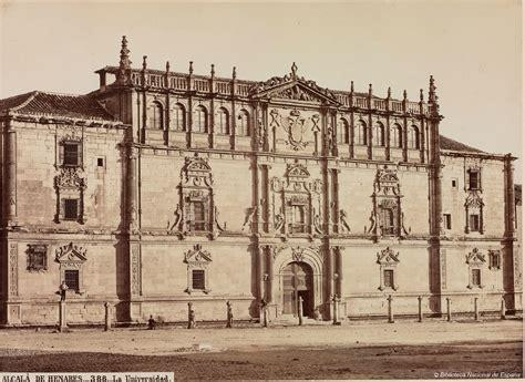 La fachada de la Universidad de Alcalá: Historia ...