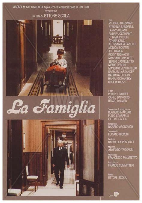 La familia (1987) - FilmAffinity