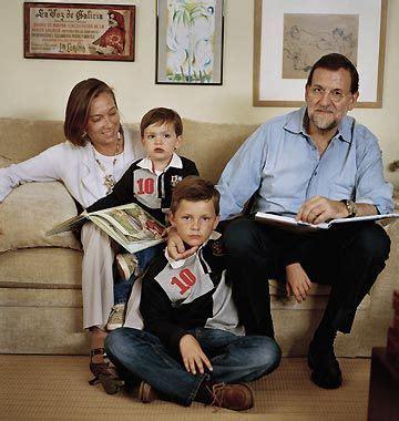 La familia de Mariano Rajoy   PALACIO DE LA MONCLOA ...