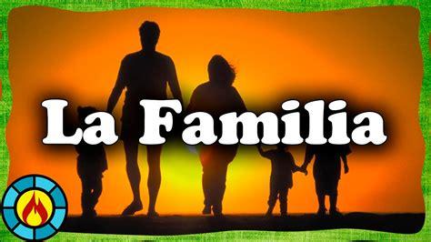 La Familia l Padre Alberto Linero - YouTube