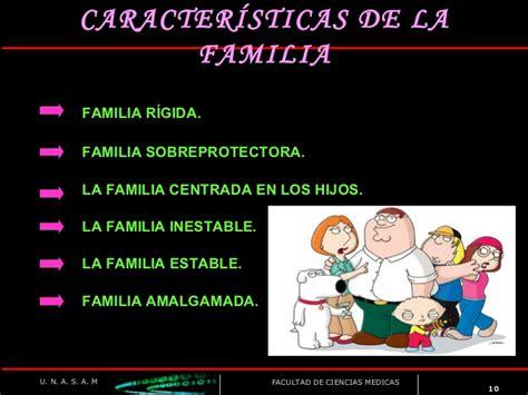 La Familia. Tipos, Funciones Y Roles De Genero