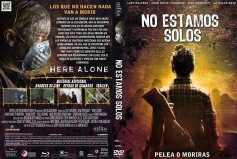 la feria del dvd: Here Alone - No Estamos Solos