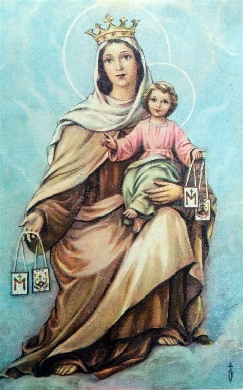 La Festividad de Nuestra Señora del Carmen – Archivo ...