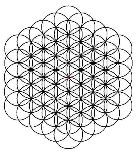 La Flor de la Vida | Geometría Sagrada