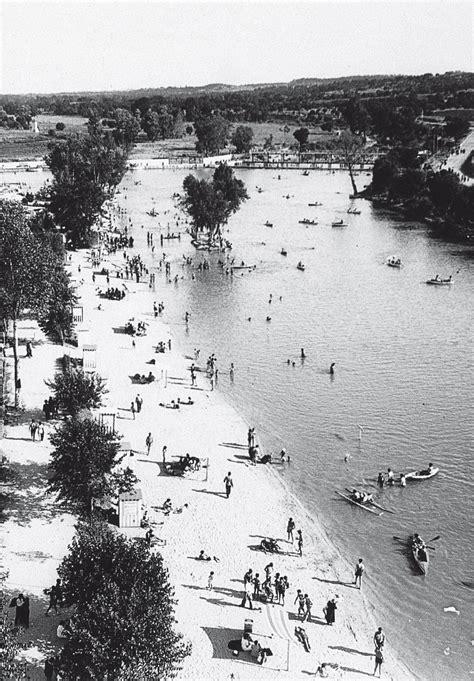 La foto de la semana: Playa de Madrid  años 50 ...