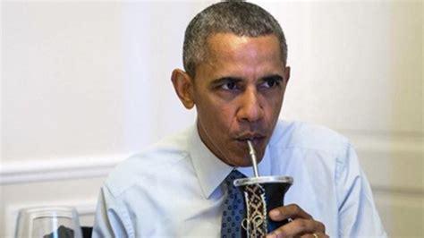 La foto más buscada: Obama tomando mate - El Dia de ...