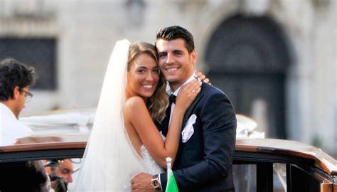 La foto que confirma que Álvaro Morata y Alice Campello ...