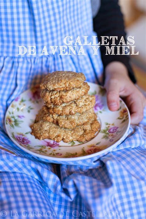 La Garriga de Castelladral: Receta: galletas de avena y ...