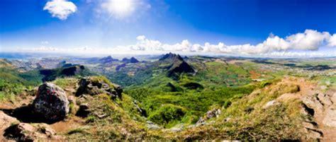 La géographie de l'île Maurice - Vacances Maurice