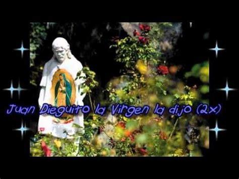 la guadalupana cancion original con letra Lyrics | La ...