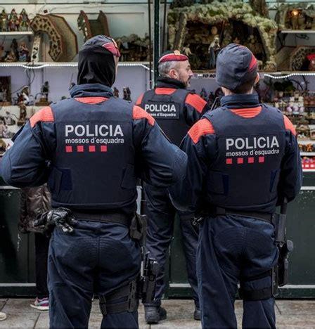 La Guardia Civil denuncia que tras el 155 los Mossos ...