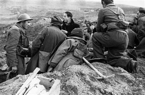 La Guerra Civil Española en fotos