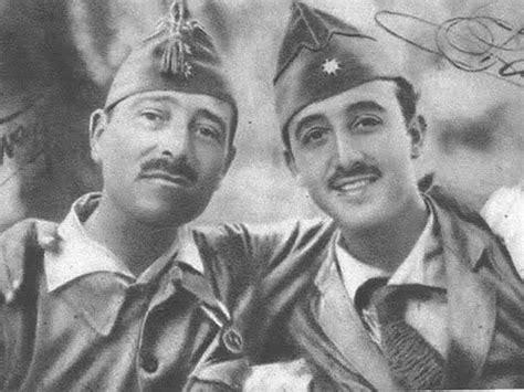 La guerra civil española la iniciaron dos ingleses