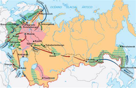 La Guerra Civil rusa y el nacimiento de la URSS | Red Historia
